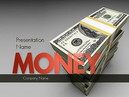 http://www.pptstar.com/powerpoint/template/pile-of-money/ Pile of Money Presentation Template