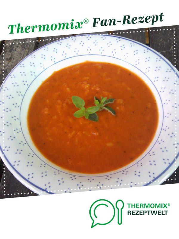 b2b1e3029350dc5761e1cdcb2df926cf - Rezepte Tomatensuppe