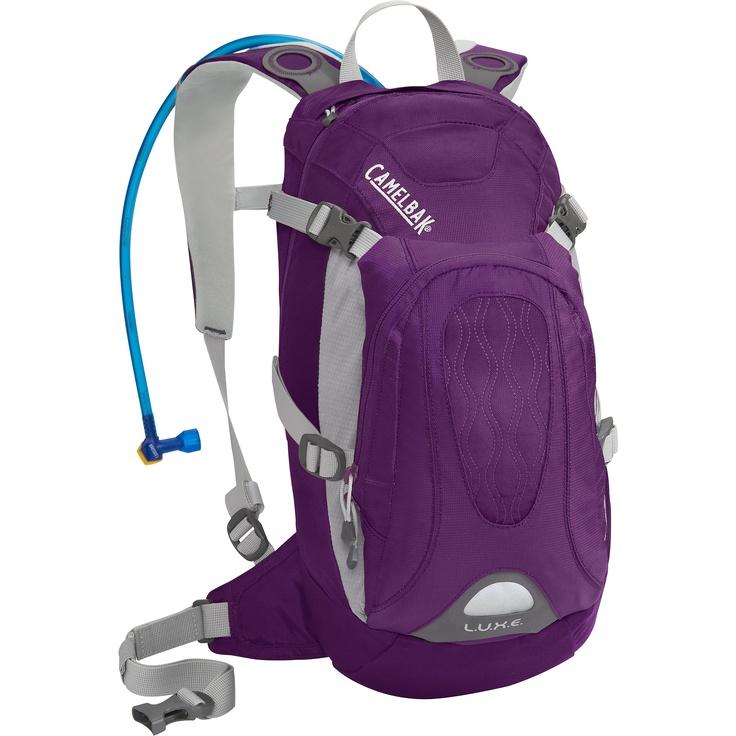 Camelbak Luxe for hiking and mountain biking