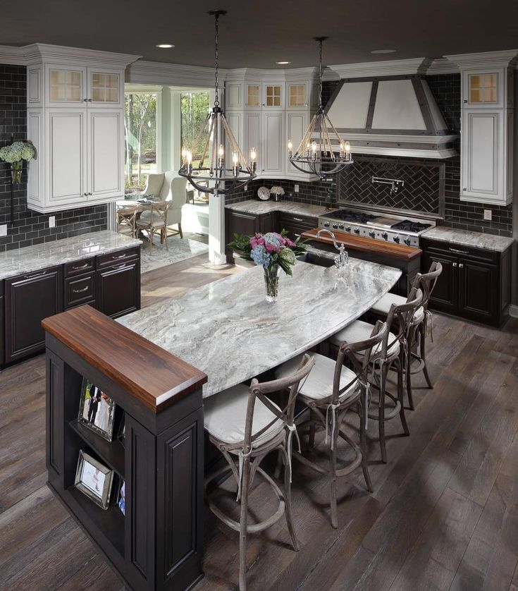 Kitchen Islands, Dream Kitchens And Kitchen Ideas