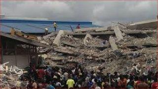 Pastor T.B Joshua Links SCOAN Building Collapse To Strange Aircraft. #SCOAN #nigeriapolitics #nigeriareligion