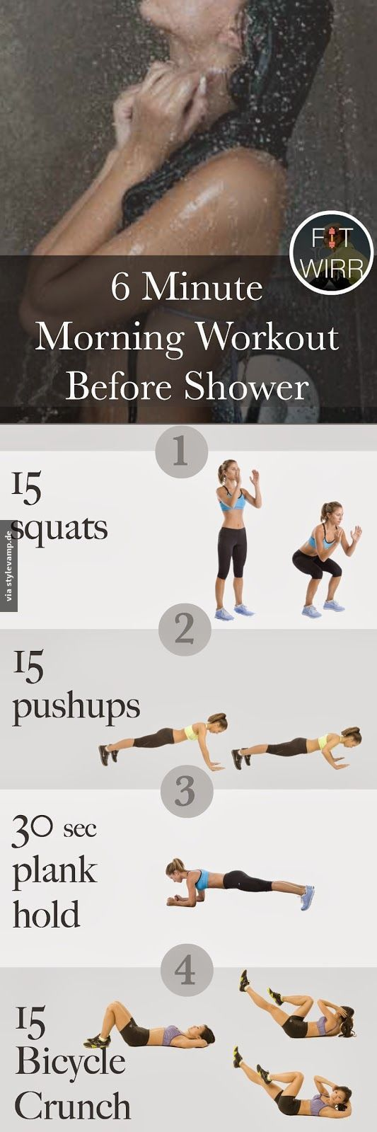 Morning Workout!