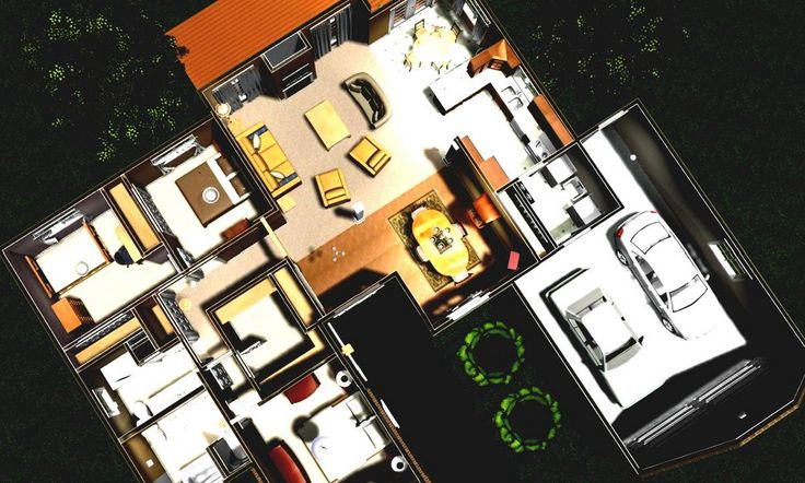 Free Software Home Design 3d