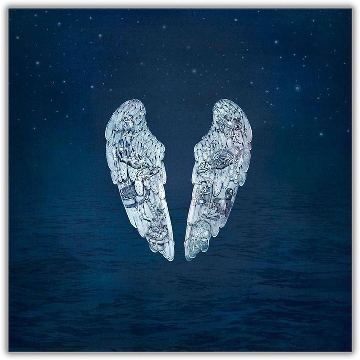 WEA Coldplay - Ghost Stories (with Digital Download) Vinyl LP