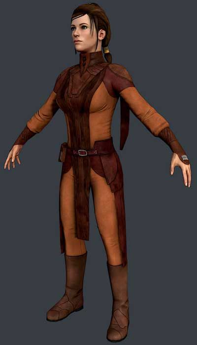 Image result for star wars bastila shan
