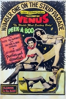 Peek-a-Boo.: Movie Posters, Vintage Posters, Dance Poster, Vintage Burlesque, Showgirl, Art, Peek A Boo