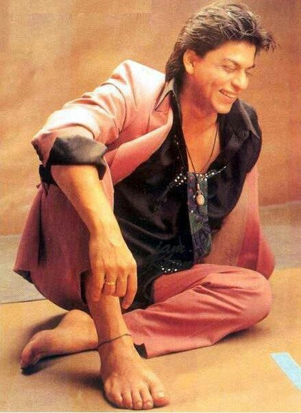 Image result for shahrukh barefeet