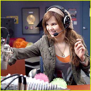 "Debby Ryan in ""Radio Rebel"""