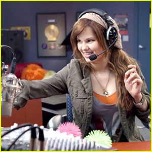 "Debby Ryan in ""Radio Rebel"""