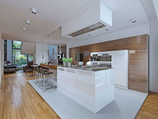 Будущее своими руками: секреты кухни в стиле хай-тек | Официальный сайт кулинарных рецептов Юлии Высоцкой