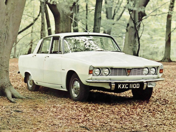 1963–73 Rover 2000 (P6)
