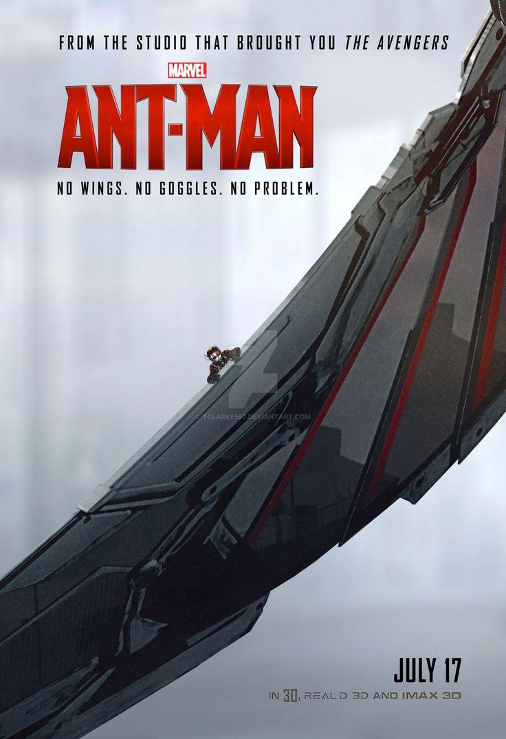 Ant-Man Poster (Falcon) by tclarke597 on DeviantArt