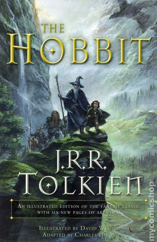 Is Hobbit A Prequel To Lord Of The Rings