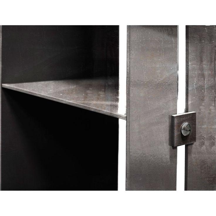 Manhattan Cabinet Hylleplate, ubehandlet i gruppen Inredningsdetaljer / Oppbevaring / Vedoppbevaring hos ROOM21.no (123767)