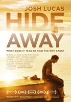 "Josh Lucas stars in ""Hide Away"", a film about a man trying to escape his past in an old sailboat. (2012)"