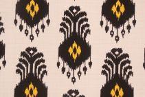 Mill Creek Nate Berkus El Convento Printed Cotton Drapery FAbric in Mesa $14.95 per yard