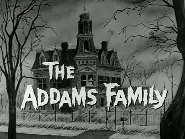 'Addams Family' house on the market for the first time since 1924