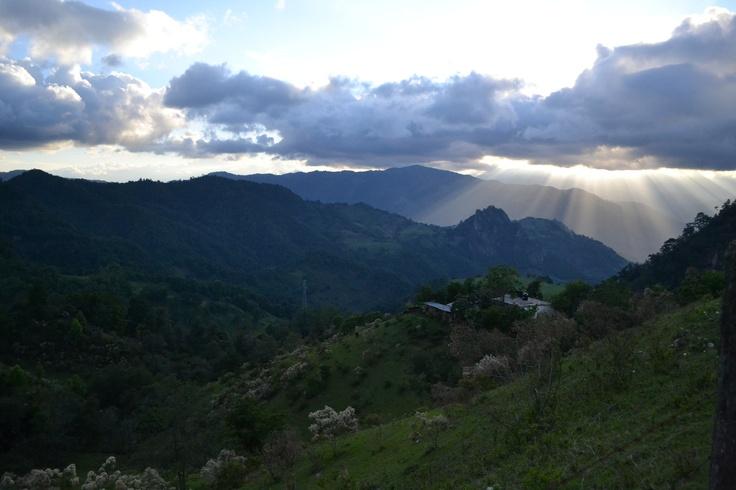 Huasteca Hidalguense