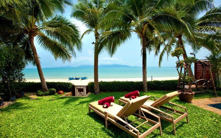 Koh Samui luxury holiday rental, Beachfront Holiday Villa | Amazing Accom