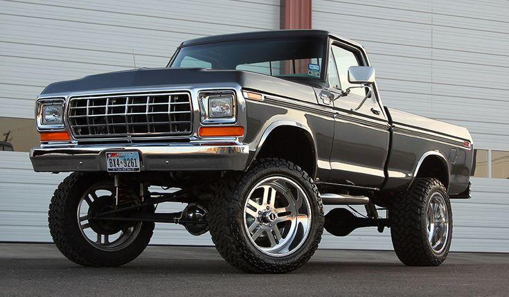 1979 FORD F150 Sweet Classic 70s Ford Trucks