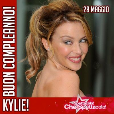 28.05.2016 #Compleanno #BuonCompleanno ★ #TantiAuguri a #KylieMinogue che oggi compie 48 anni!!! Kylie Ann Minogue è infatti nata a Melbourne (Australia) il 28 maggio 1968. Ha iniziato la sua carriera come attrice nel 1979 e poi nella metà degli anni ottanta iniziato anche la sua carriera come cantante, anche se inizialmente con non molto successo. E' tra le personalità australiane di maggior successo ed ha ricevuto tantissimi premi ed onorificenze.