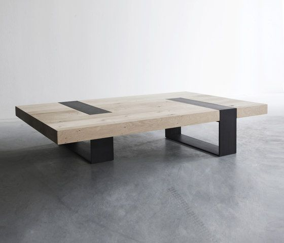 Clip coffee table by Van Rossum | Lounge tables