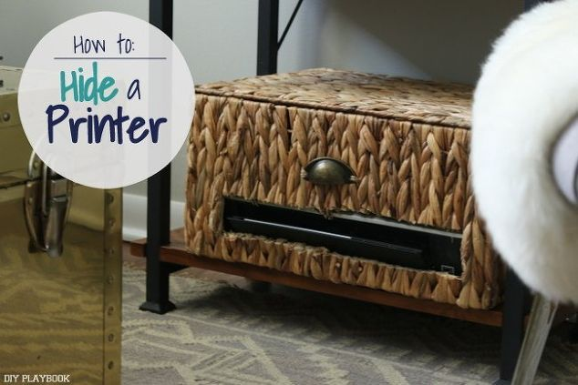 How To Hide A Printer Home Crafts And Printers