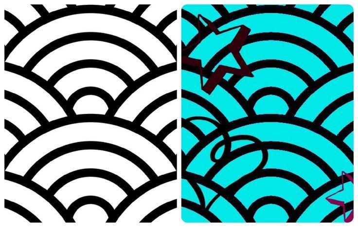 Design To Draw Draw Pattern Free Cool Background Designs To Draw Easy Download Free Cool Backgr Cool Background Designs Easy Abstract Art Easy Drawings