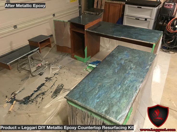 1000 Images About Leggari Products Diy Metallic Epoxy