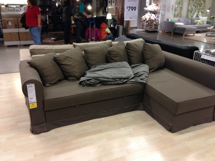 Ikea Moheda Corner Sofa Bed With Storage For The Home
