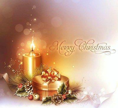 «Счастливого Рождества!» — собрать пазл онлайн