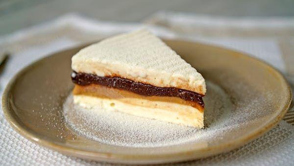 Torta De Sorvete De Leite Ninho E Nutella Receita Torta De