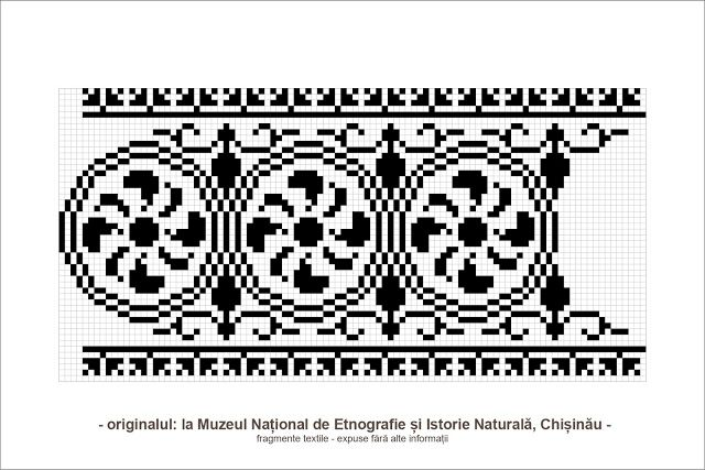Semne Cusute: motive traditionale romanesti din Basarabia
