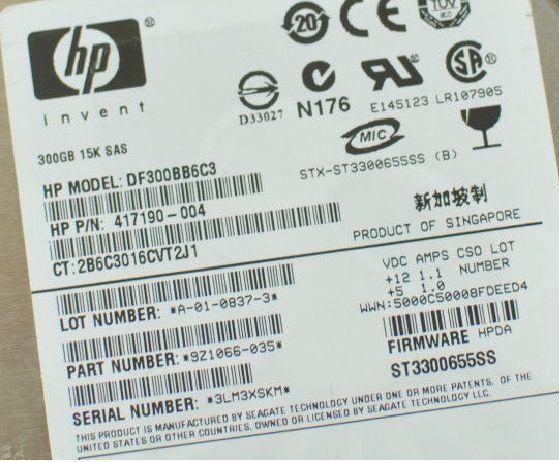 Dell Inspiron Desktop 540 Seagate ST31000340AS 1TB LF S2 HDD Windows