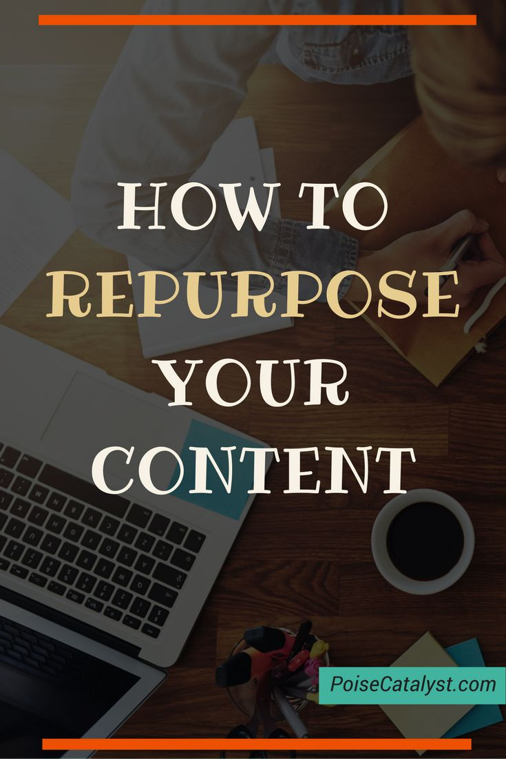Don't miss out on this! You can repurpose your content smartly and drive more blog traffic. Click through for Kimberly's tutorial!