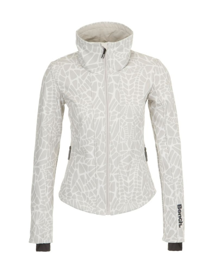 BENCH Jacob B Softshell  Available in white as shown and black.  Small - XLarge  $139.95