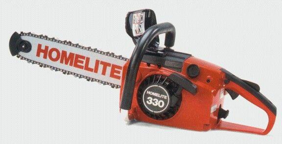 Homelite 330 Service Manual