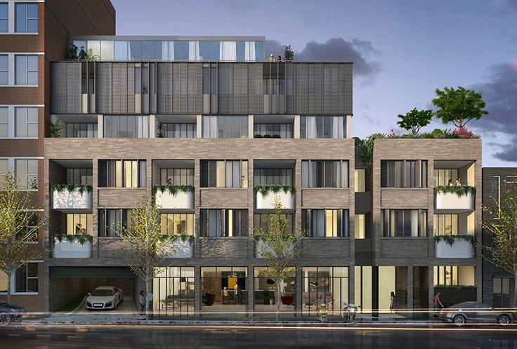 SJB | Projects - Dudley Street
