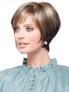 Cool Short Straight Capless Human Hair Wig 8 Inches   Original Price: $479.00 Latest Price: $123.49
