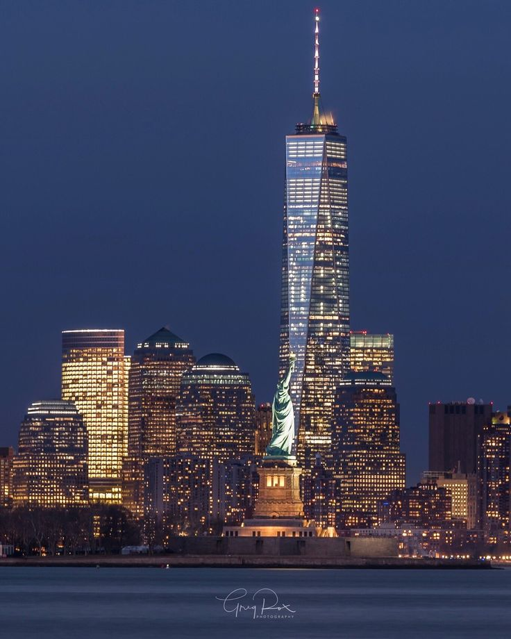New York Building Agrandi En
