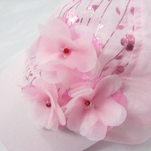Delicate flowers with crystals... Delikatne kwiaty z kryształkami...