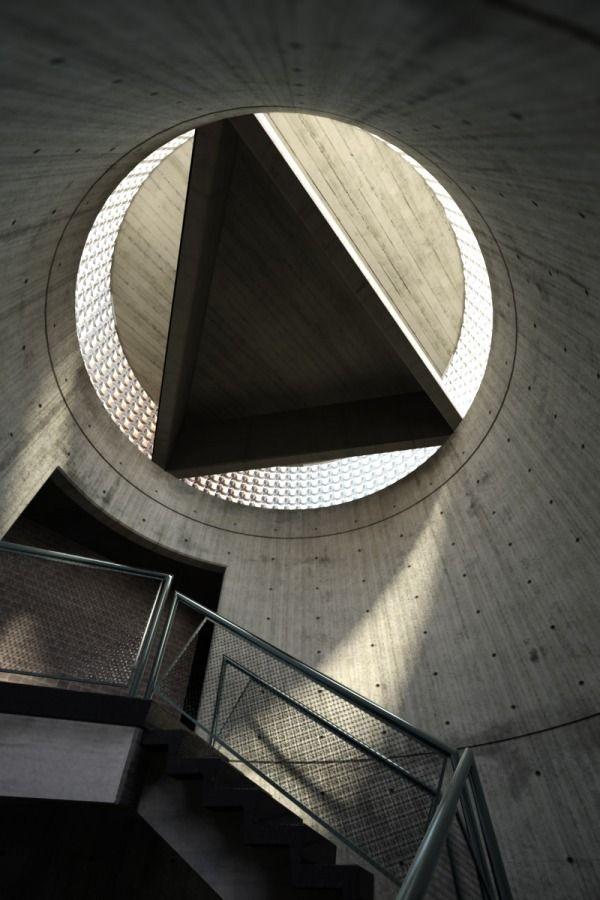Yale University Art Gallery - Louis Kahn, 1953