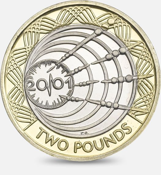 45 Best Images About 163 2 Two Pound Coins On Pinterest