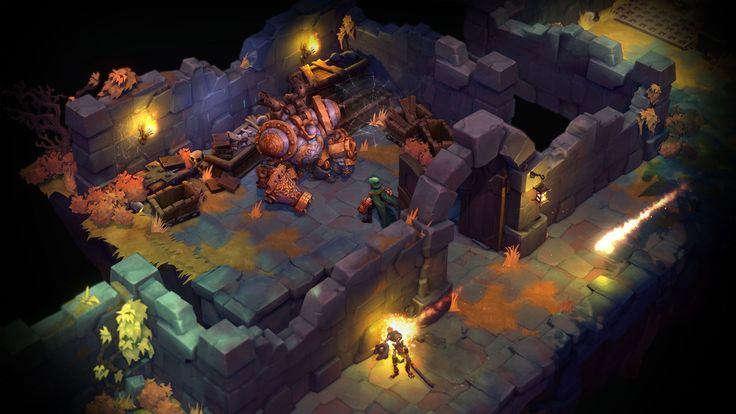 다크사이더스 개발진 신작 배틀 체이서즈: 나이트워 발표   PC 게임 정보   루리웹