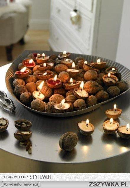 Zobacz zdjęcie Orzechowe świeczki w pełnej rozdzielczości