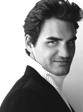 Roger Federer Medium Hairstyle » Hairstyles for Men