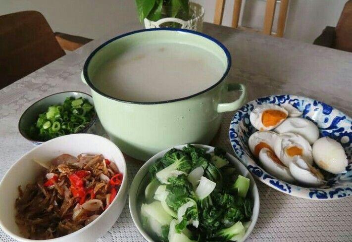 Resepi Bubur Nasi Biasa : Namakucella Cara Masak Bubur Nasi Pekat Dan Cantik / Masukkan semua