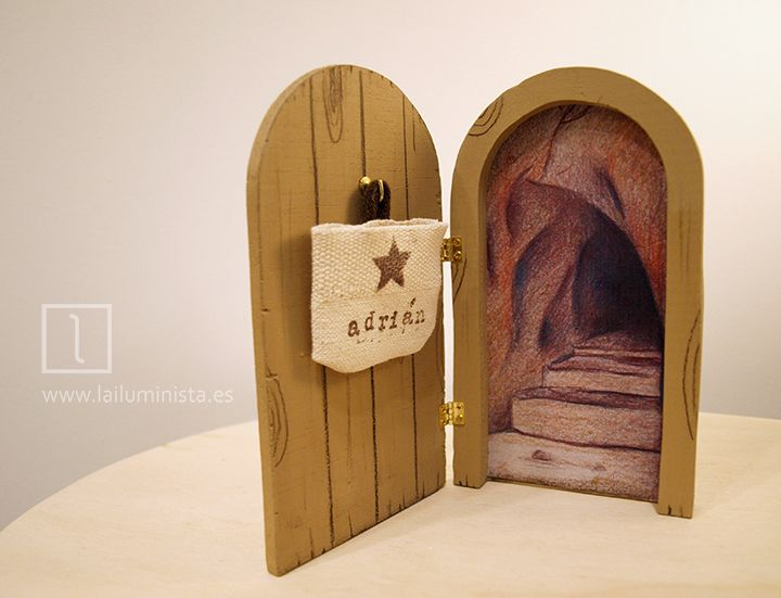 M s de 1000 ideas sobre casa de mu ecas de madera en - Casa de munecas imaginarium segunda mano ...