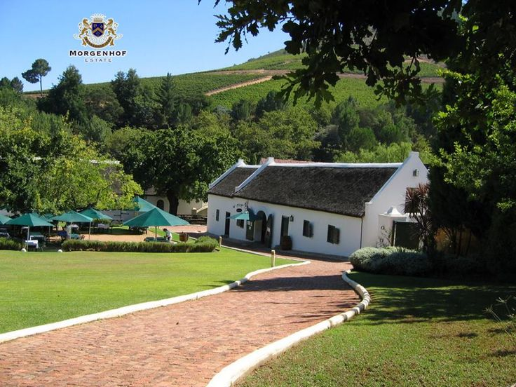 Nestled on the Morgenhof Wine Farm, the setting captures the senses and essence of the wine lands. Info: http://ow.ly/Cqakl
