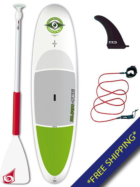 Bic Dura-Tec 9'4 Paddle Board Package Inc. Bic Adjustable Paddle + Leash